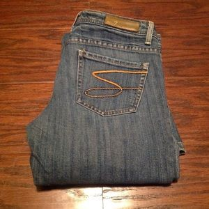 Seven7 Flare Jeans. Size 27.